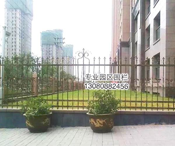 园区铁艺围栏