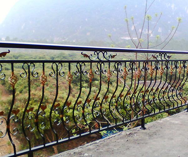 铁艺庭院护栏