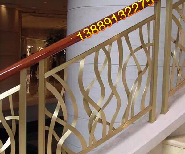 铁艺楼梯扶手