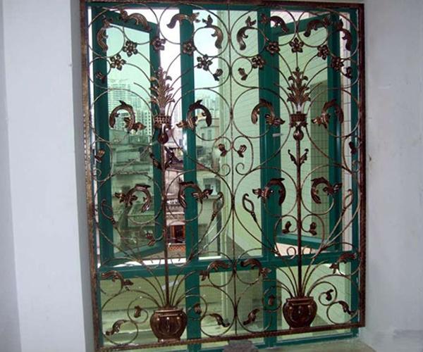 室内铁艺护窗