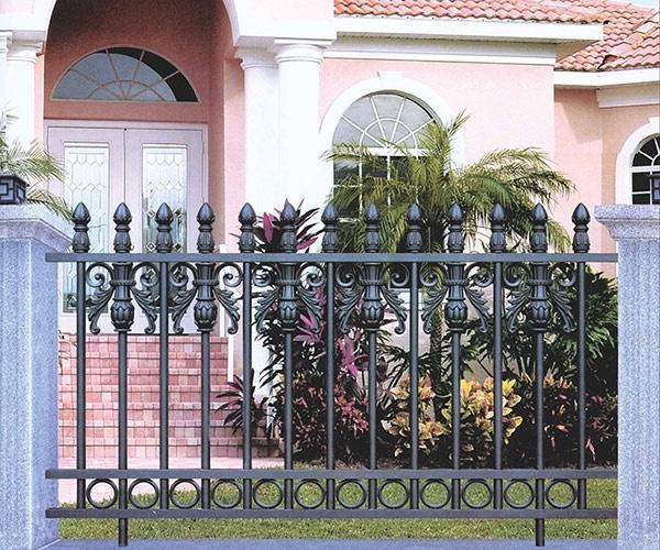 别墅铝围栏