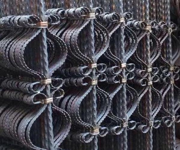 铁艺扶栏花雕